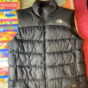 The North Face - Mens Fall Winter Vest - Black L